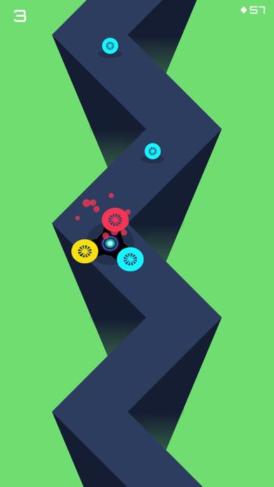 Spinner Zag screenshot two