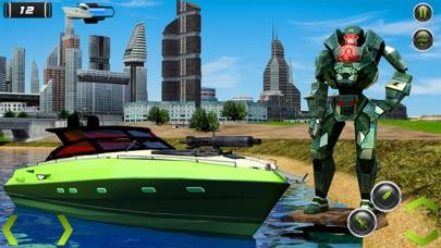 Robot Boat Transform - Pro Screenshot 4