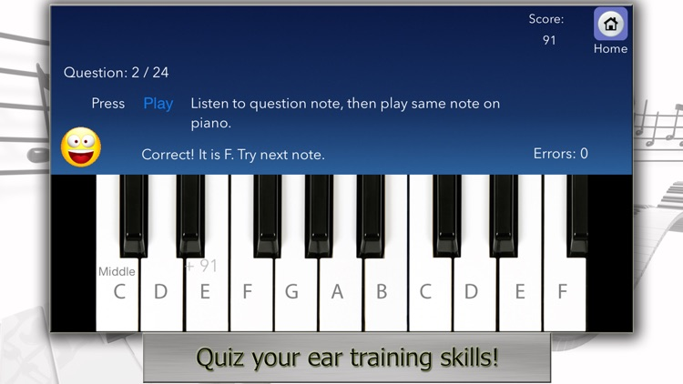 Piano Tutor for iPad screenshot-3