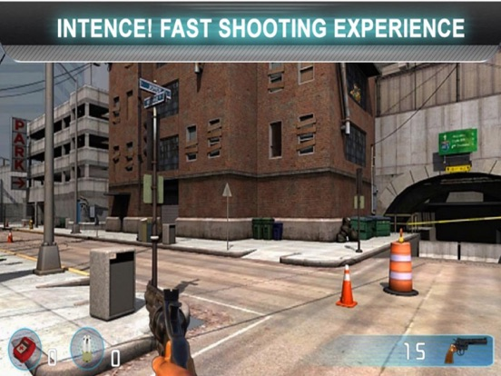 Swat AlPha Gun Shoot screenshot 4