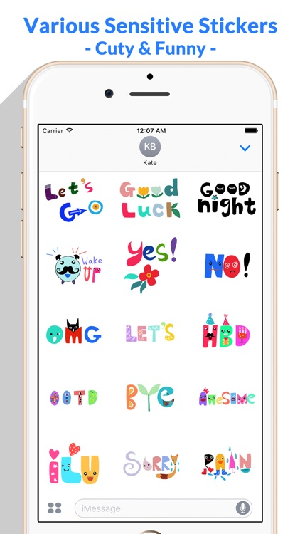 WordMine - Doodle Words Stickers