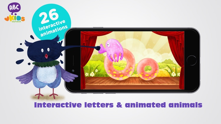 ABC Alphabet Phonics - Alphabet Learning for kids screenshot-3