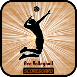 Ace Volleyball Scoreboard