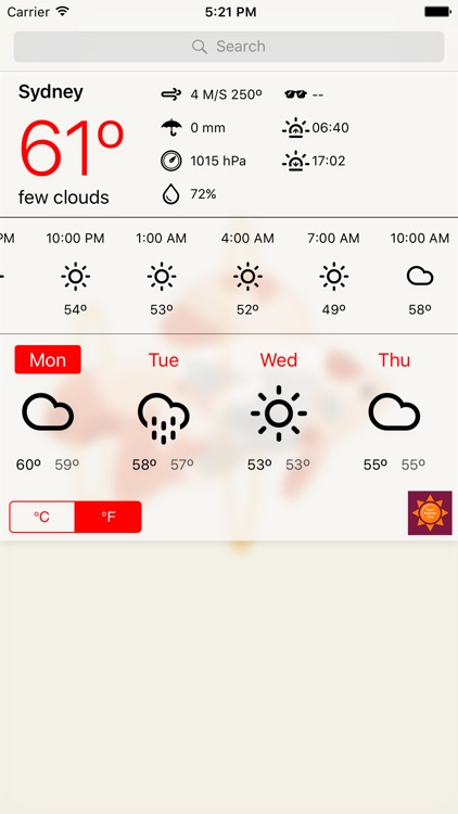 Weather Conditions screenshot-4