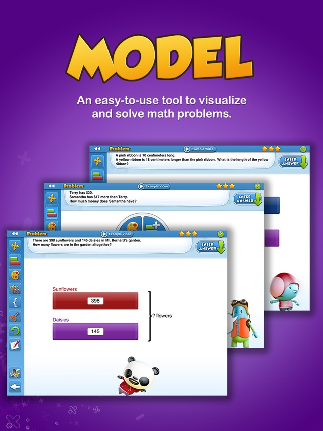 Singapore Math, Bar Models Grade 2 on the App Store