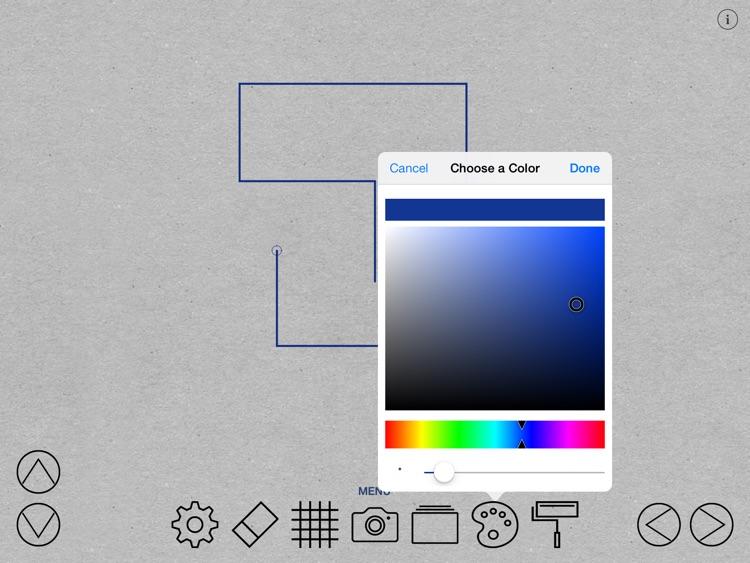 MagikPad - Etch-A-Sketch 2.0 for iPad