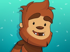 Little Bigfoot: Sticker Companion