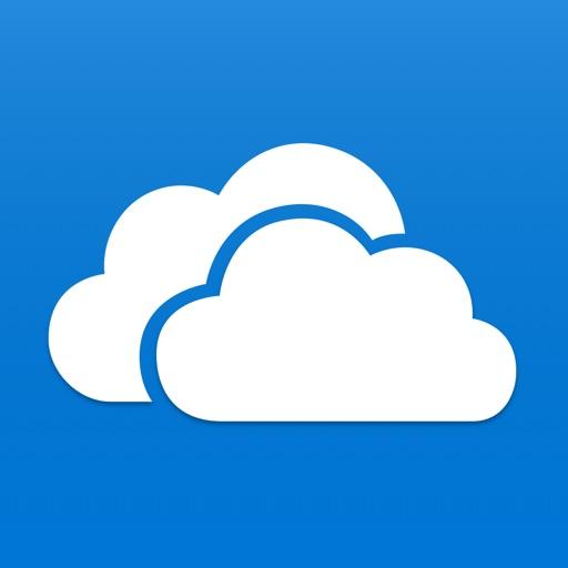 Microsoft OneDrive – File & photo cloud storage app logo