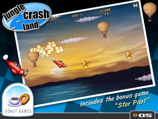Screenshot #6 pour Jungle Crash Land