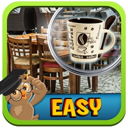 My Cafe Hidden Objects Game
