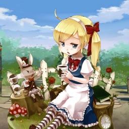 爱丽丝的方块仙境