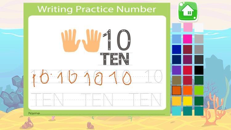 0 to 100 Learn Counting For Kids Full screenshot-4