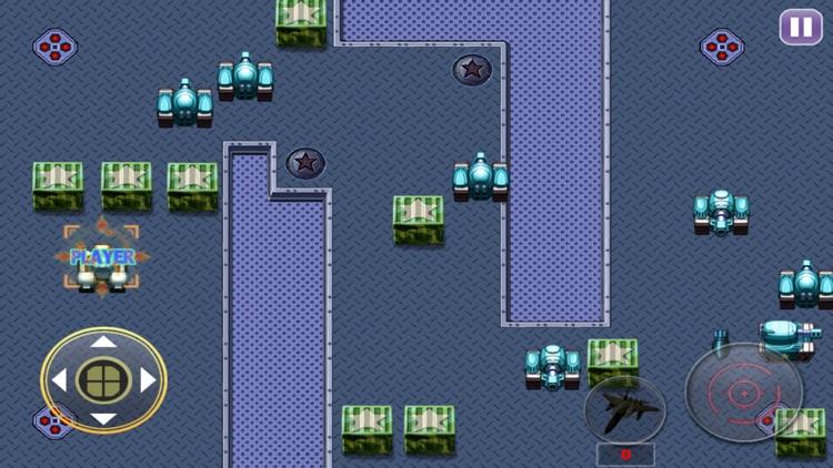 Tank of the Storm screenshot-3