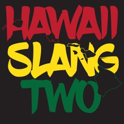 Hawaii Slang Sticker Pack 2