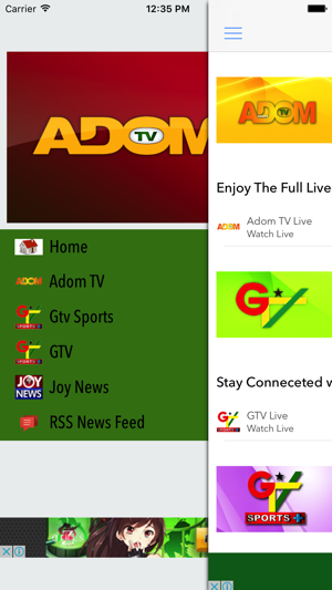 Adom TV Pro on the App Store