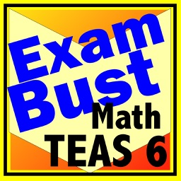 TEAS 6 Prep Math Flashcards Exambusters