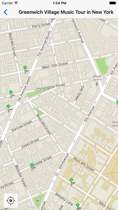 Greenwich Village Music, NYC screenshot two