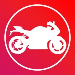 Moto GPS-Motorcycle GPS Navigation for Pebble
