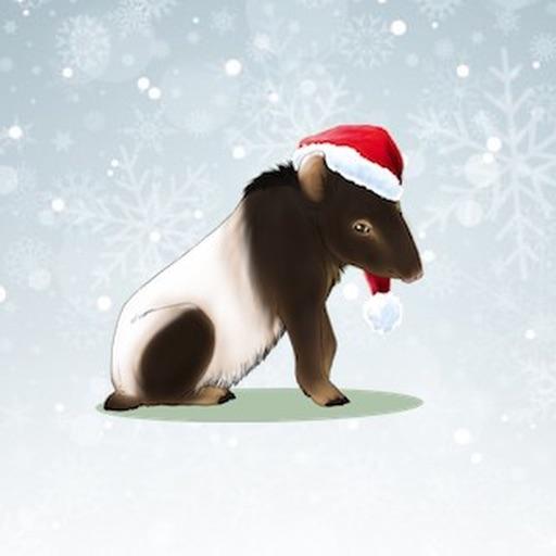 Tapirs Stickers