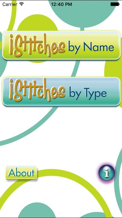 iStitches Volume One
