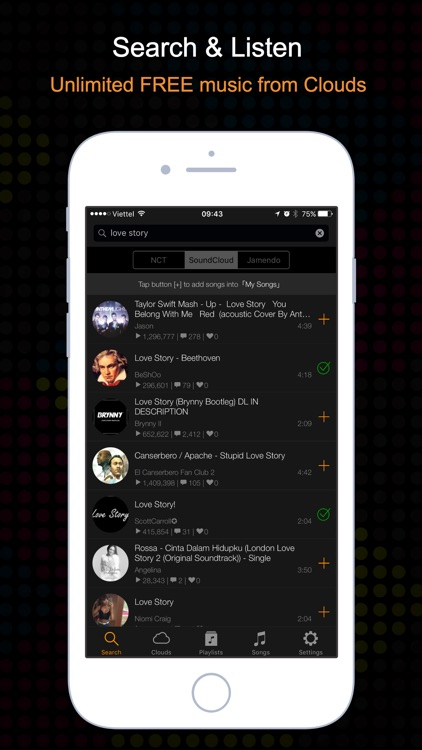 OneMusic - Music Player & Equalizer for Cloud