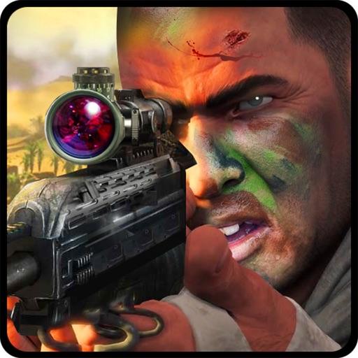 снайпер 3d - deadeye стрелок бой
