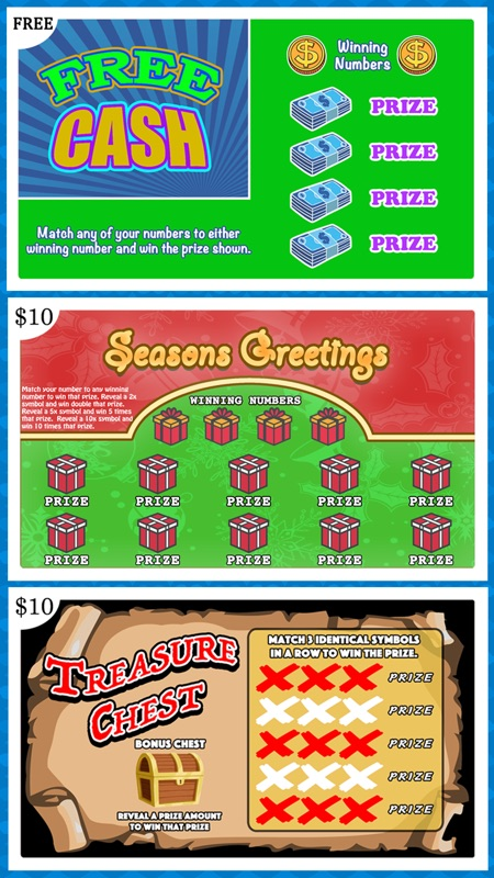Lottery Scratchers - Tips for Android & iOS Game | TipsJoy com