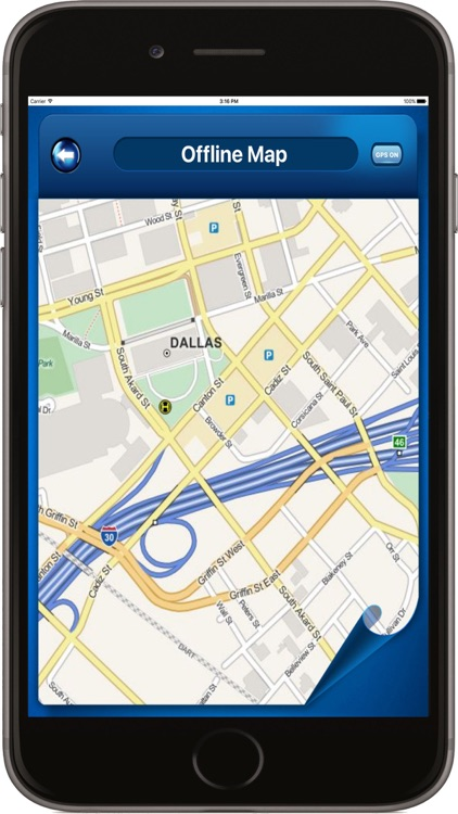 Dallas USA - Offline Maps Navigation