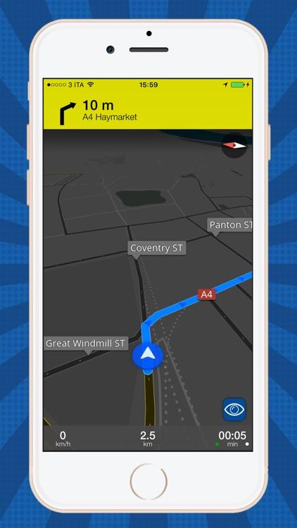 Offline Maps Europe screenshot-3
