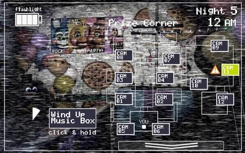 Five Nights at Freddy's 2 screenshot 1