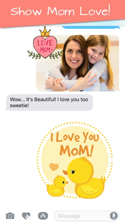 Mother's Day 2018 Stickers screenshot-3