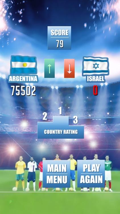 Soccer Free Kick World Championship  Football game screenshot-4