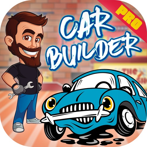 Car Builder Kids Game Pro