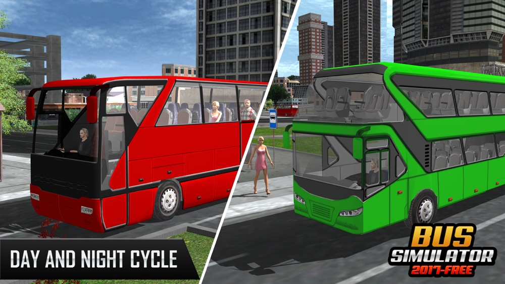 bus simulator 2017 - city coach bus driving 3d hack tool