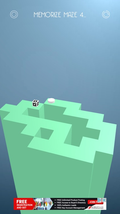 Cubimaze | An impossible memory puzzle game screenshot-4