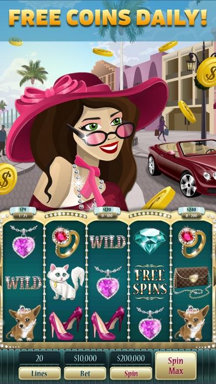 Best Casino Slots - Fun Vegas Slot Machines! screenshot-4