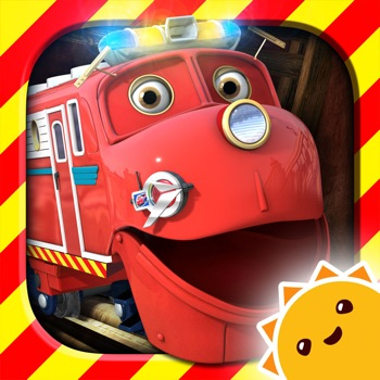 Chug Patrol: Ready to Rescue ~ Chuggington Book Logo