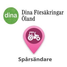 Spårsändare Dina Försäkringar Öland