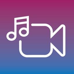 Add music to video - Combine Videos & Trim Audio