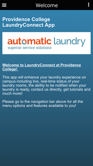 Laundry Connect PC na App Store