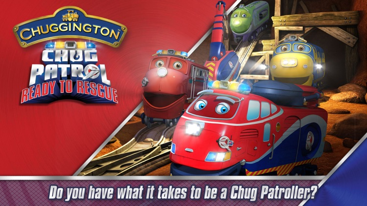Chug Patrol: Ready to Rescue - Chuggington Book screenshot-0