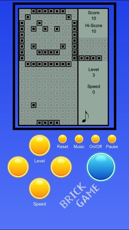 Brick Game - Brick Breaker screenshot-3