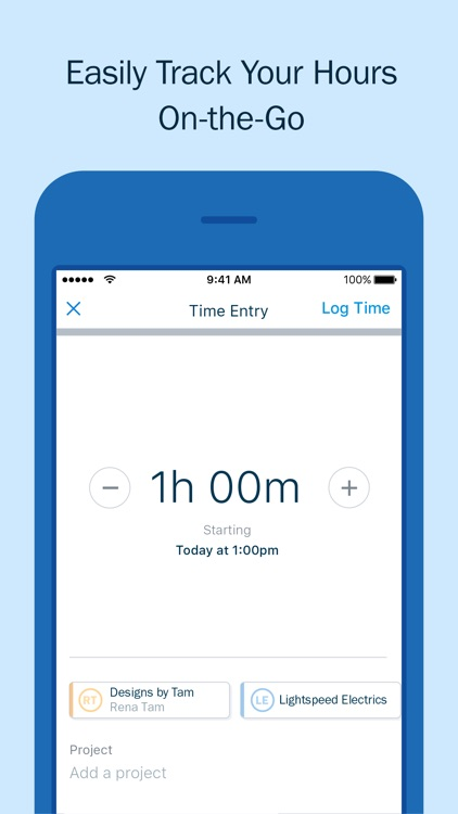 FreshBooks Cloud Accounting app image