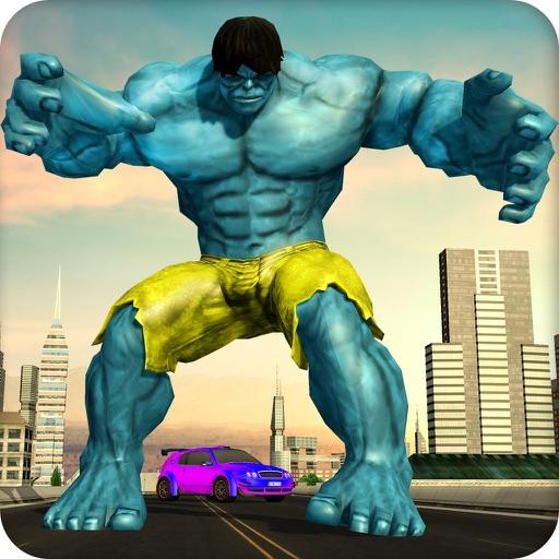Monster Superhero City Battle