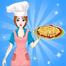 لعبة طبخ بيتزا باللحم - العاب بنات