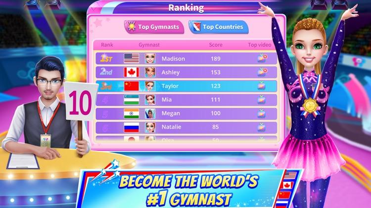 Gymnastics Superstar - Get a Perfect 10! screenshot-4