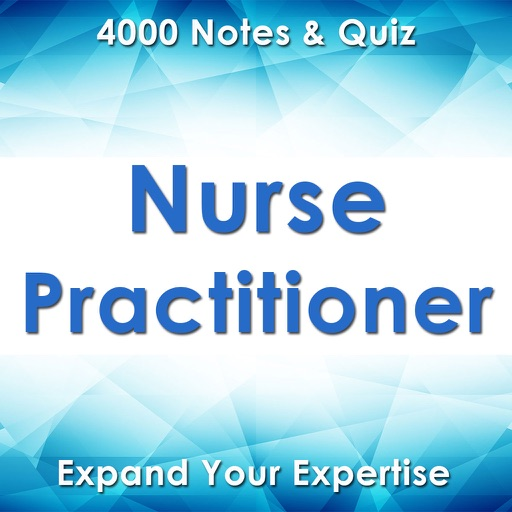 Nurse Practitioner Exam Review : 4000 Notes & Q&A iOS App