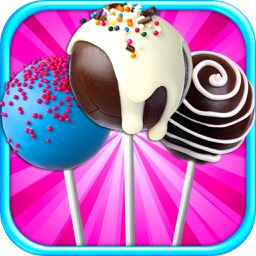 Cake Pop Maker - Cooking & Baking Games Kids