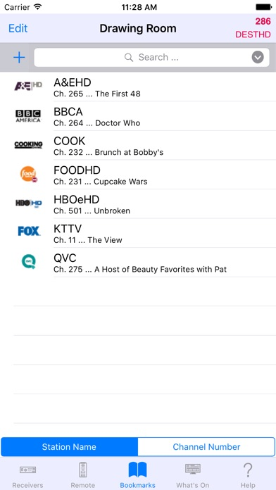 Directvr Remote For Directv review screenshots