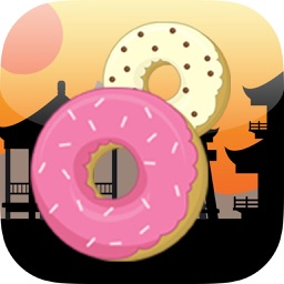 Donut Chopper - Slice The Donuts Like A Ninja